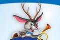 Брендинг магазина от PR2B Group: Рогатый заяц
