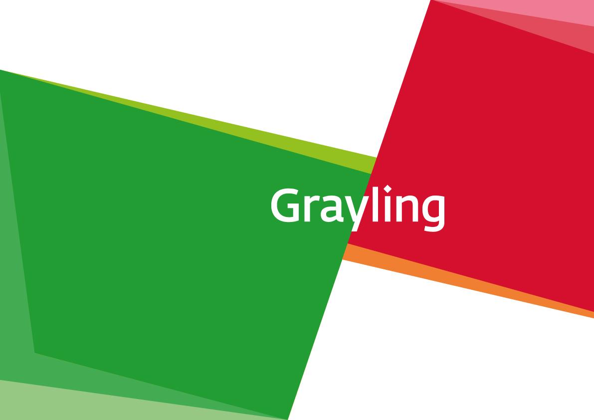 обновленный логотип Grayling