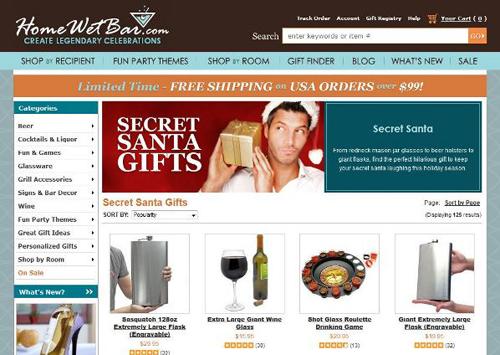 Выбрать товары для создания руководства для праздничного шоппинга