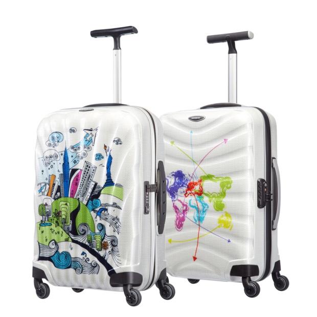 5a13c4aca5a4 Лимитированные коллекции чемоданов Cosmolite и Firelite уже в ...