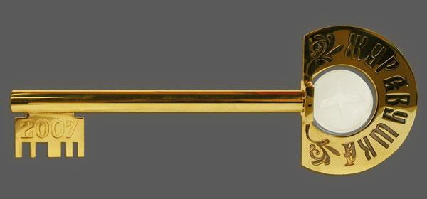 Креативные сувенирные ключи