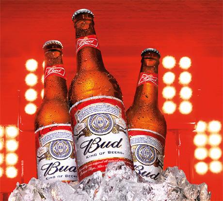 """Пиво """"BUD"""""""