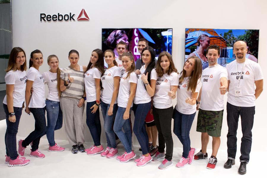 Reebok Запустил Социальную Сеть