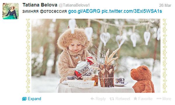 Вы сможете набрать огромное количество ретвитов с помощью качественных фотографий
