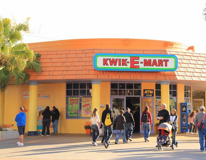 Kwik-E-Marts