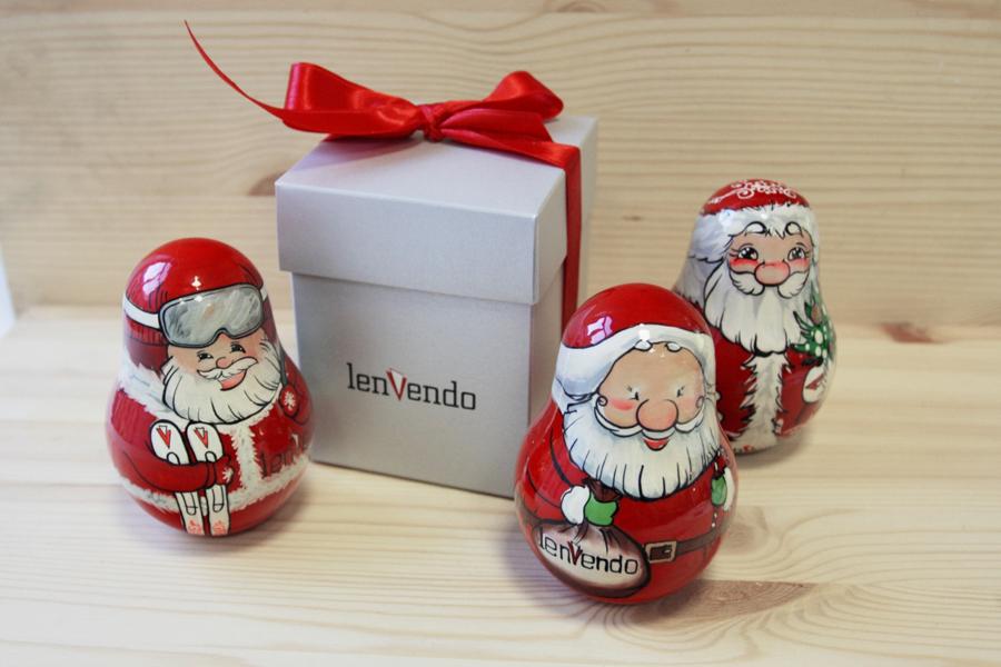 Дед Мороз от «Ленвендо»