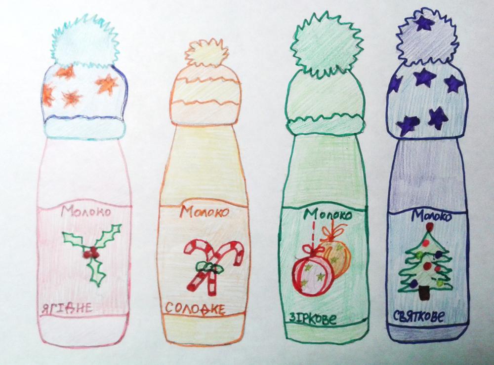 Рисунки детей по дизайну