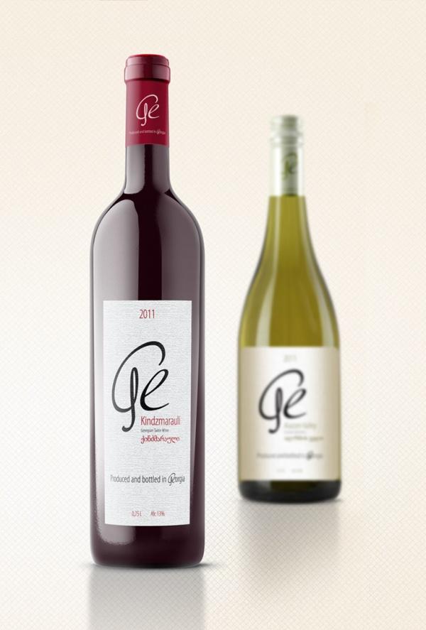 Дизайн вина «Баядера»