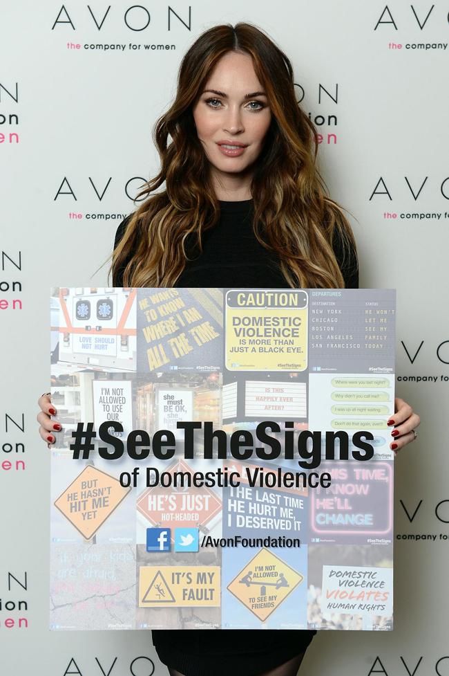 социальная кампания против домашнего насилия