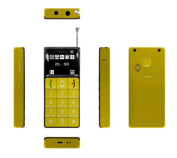 Мобильники-кирпичи с антеннами возвращаются