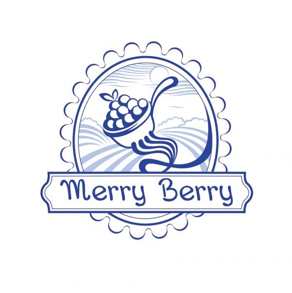 Дизайн упаковки для «Merry Berry»