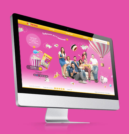 Сайт Попкорн - фото 11