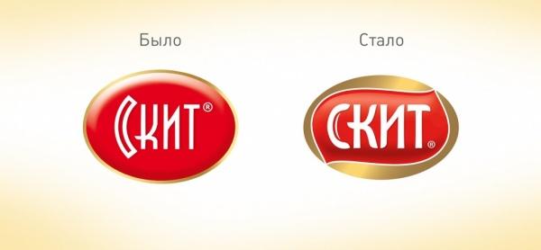 Рестайлинг логотипа и упаковки майонезов «Скит»