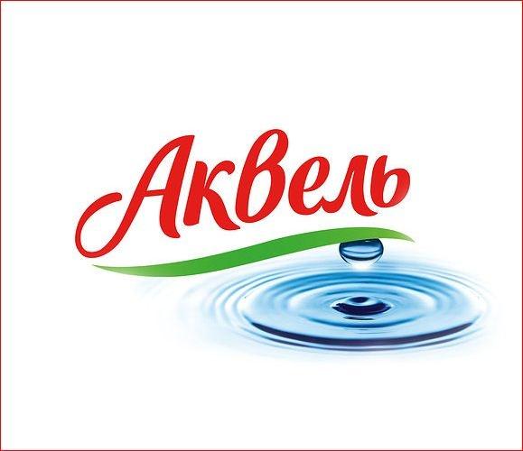 Бренд линейки минеральной воды «Аквель»