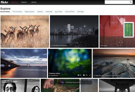 Фотохостинг Flickr отметил 10-летие с 92 миллионами пользователей