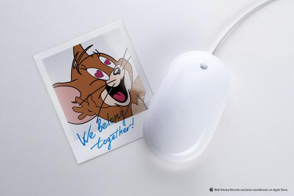 Реклама техники Apple