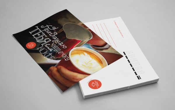 Ребрендинг сети кофеен «Coffee Room»