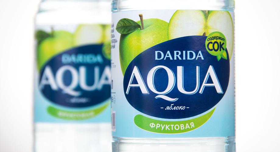 Fabula создала новый облик воды Darida