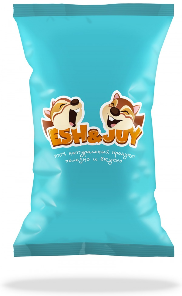 Бренд «ESH&JUY»  фруктово-ореховых смесей