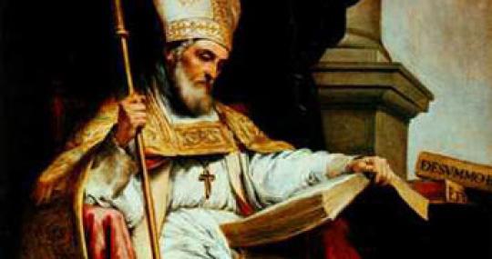 Святой Исидор