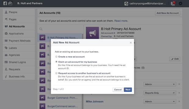 Facebook начал последовательный запуск инструмента Business Manager по всему миру