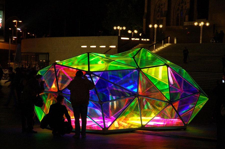 Первый эпизод Lexus Hybrid Art — под флагом «Ночи в музее»