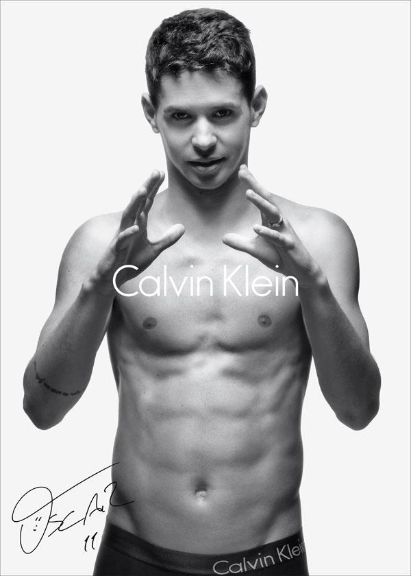 Новая рекламная кампания брендов Calvin Klein Jeans и Calvin Klein Underwear