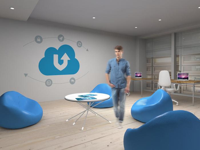 Ребрендинг финской IT-компании Nexetic от BrandLab