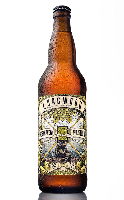 Новый сезонный бренд Longwood Brewery's Independent Pilsner