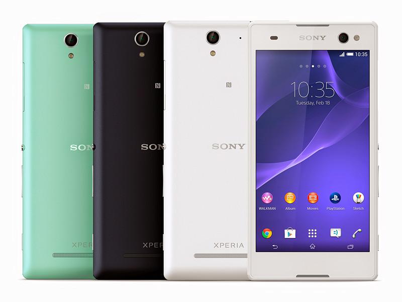 Sony выпустила смартфон для любителей