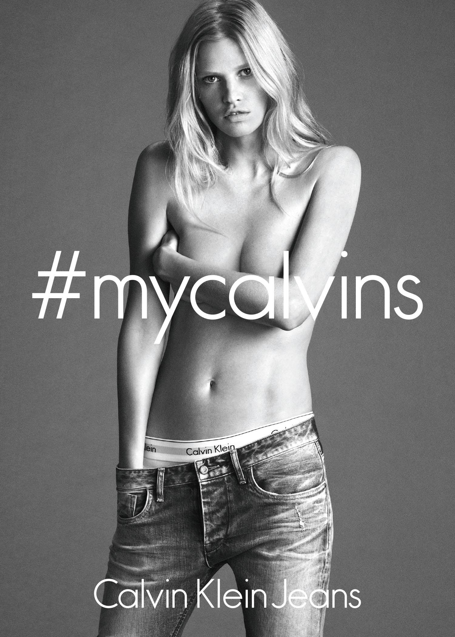 Эротические рекламы джинс фото 445-345