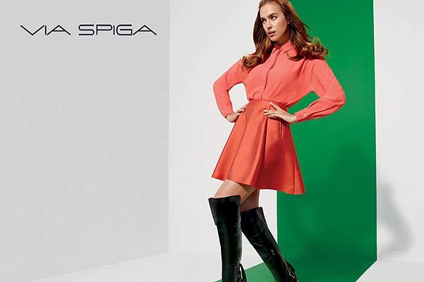 Итальянский шик: Ирина Шейк в рекламе обуви