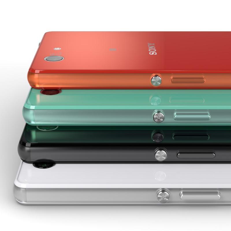 Sony представляет новый смартфон Xperia E3