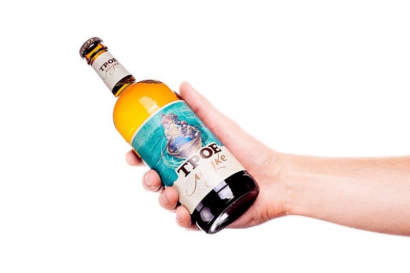 пиво трое в лодке томск
