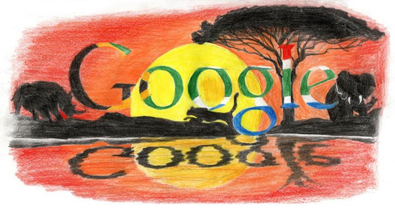 Дудл для google про дизайн advertology ru