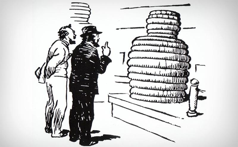 Маркетинг и коммуникации - Бибендум-долгожитель. История шинного человечка
