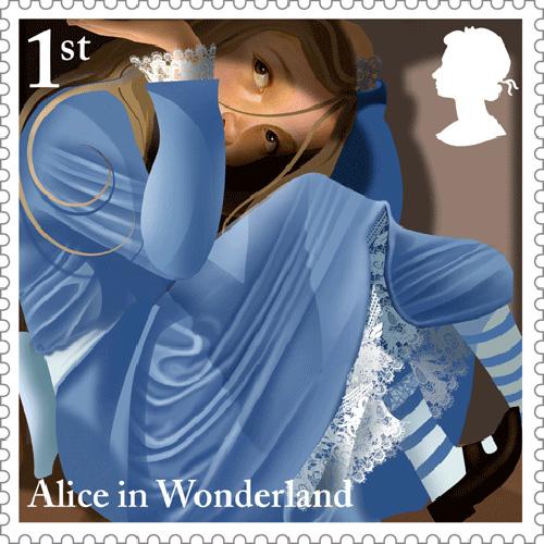 Видео - Алиса на конверте