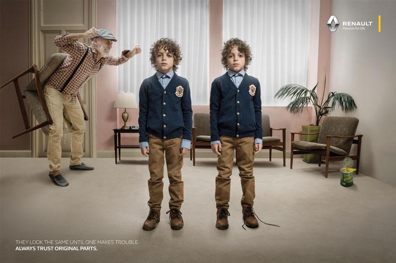Маркетинг и коммуникации - Не все близнецы одинаково полезны