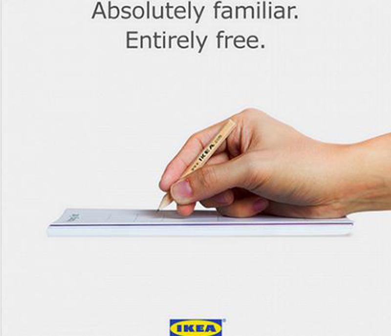 IKEA посмеялась над Apple.
