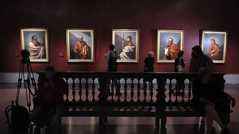 В Пушкинском музее проходит выставка