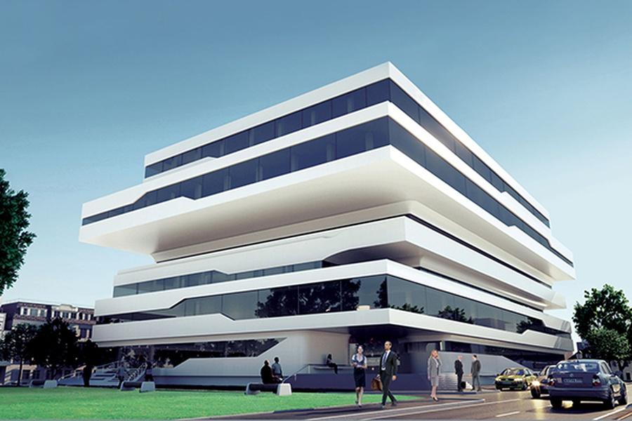 В Москве откроется Dominion Tower архитектора Захи Хадид.