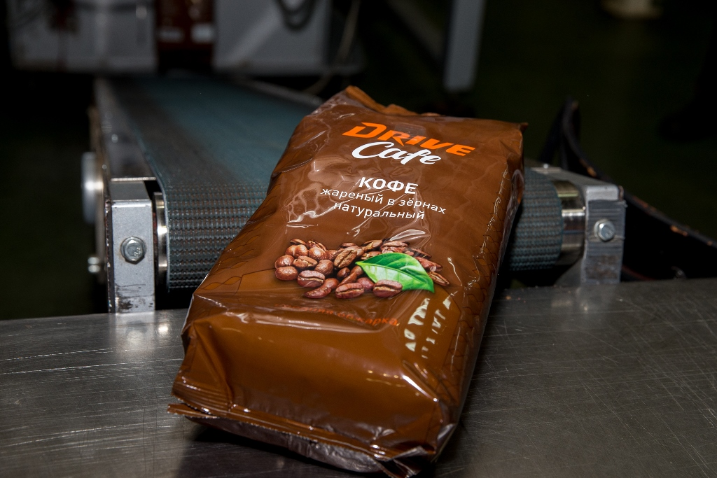 Сеть АЗС «Газпромнефть» представила кофе под собственной торговой маркой.