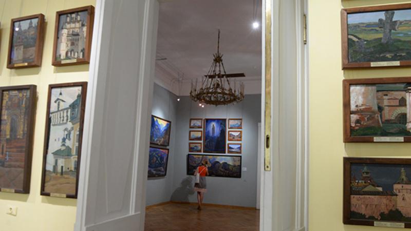 Минкультуры планирует учредить государственный музей Рерихов.