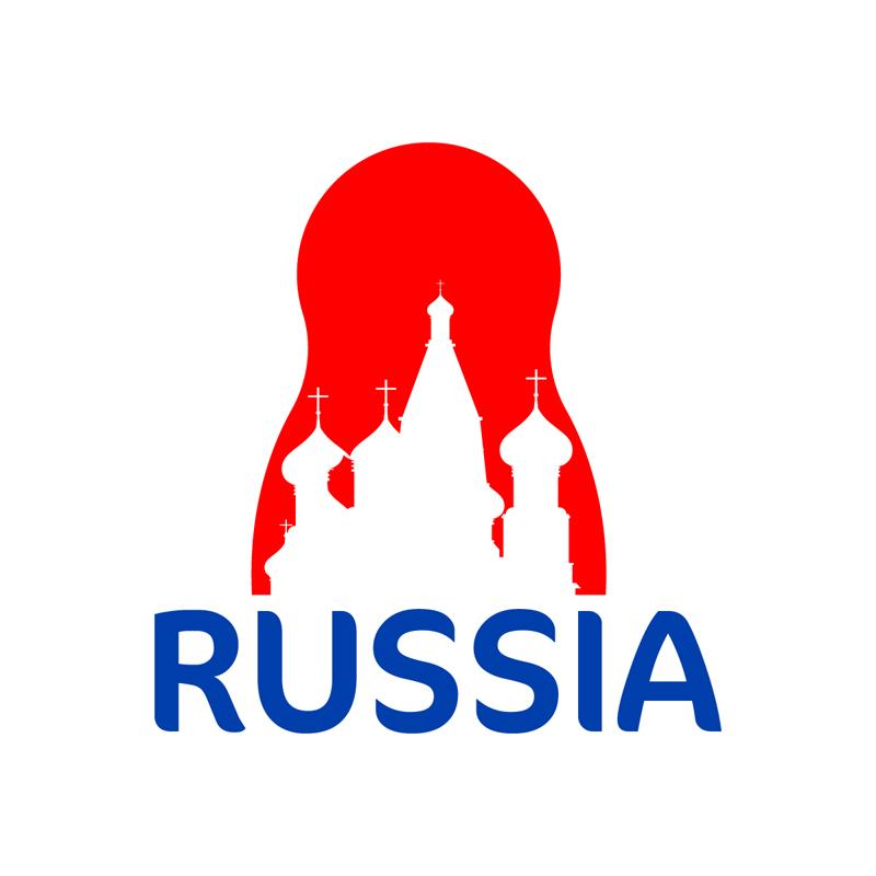 Альтернативный конкурс на логотип России.