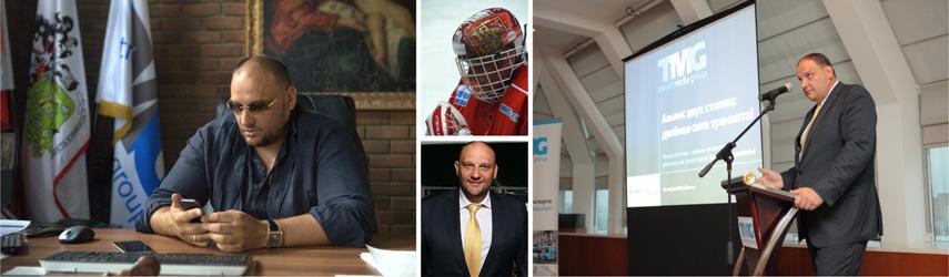 Сегодня День Рождения отмечает Алексей Тарасов, председатель Совета директоров TMG!