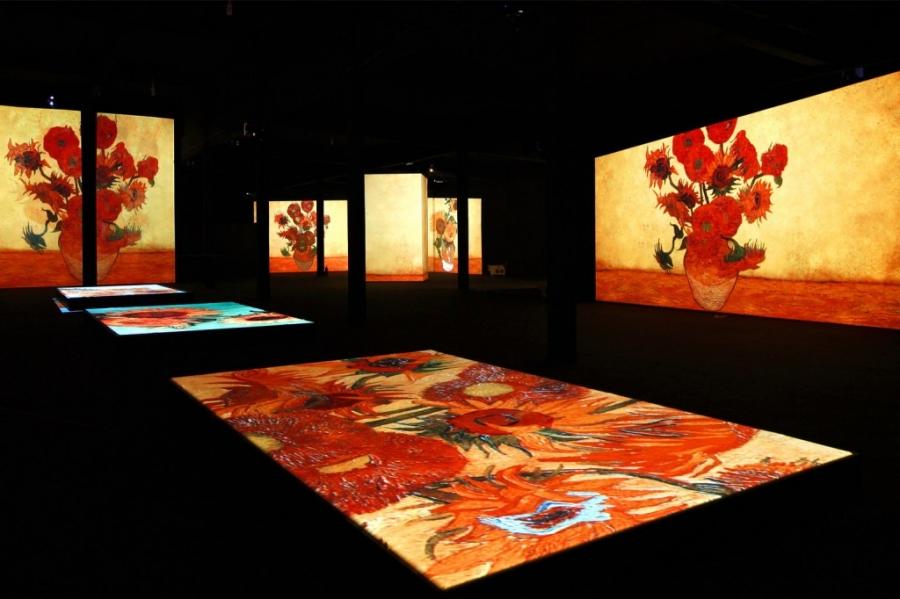 Сегодня в Москве открывается выставка