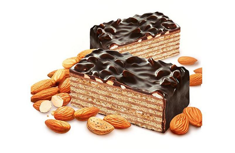 Редизайн упаковки вафельных тортов