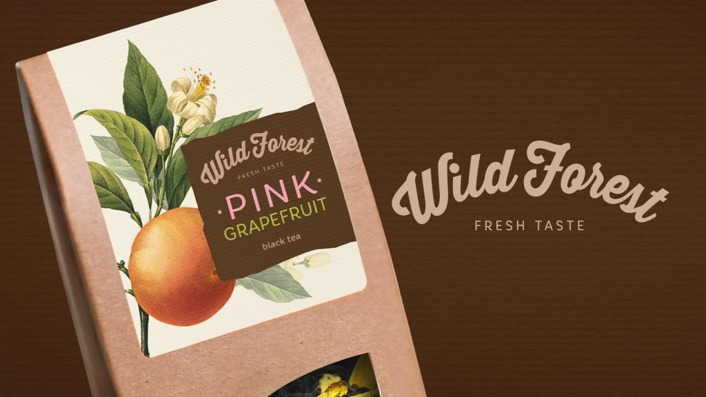 Брендинговое агентство Wellhead разработало дизайн упаковки для Русской чайной компании.