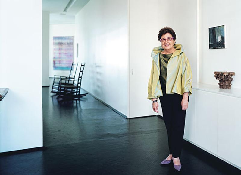 Мэриан Гудман: «На арт-рынке искусство отошло на второй план»