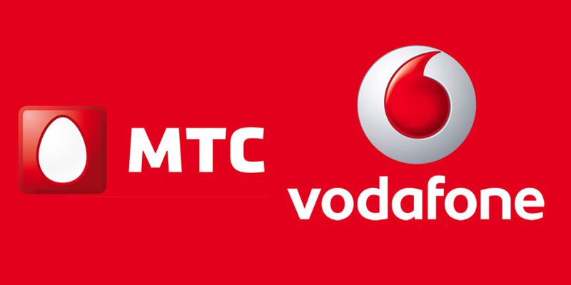 МТС начнет работать на Украине под брендом Vodafone.